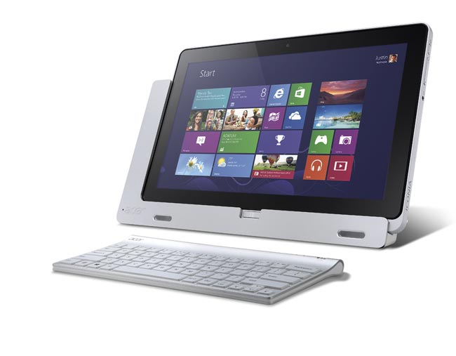 Se Anuncian Las Acer Iconia W700 Con Windows 8. Expectaculares!