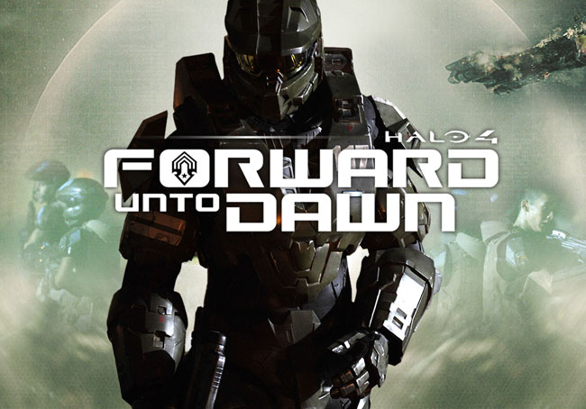 Halo 4: Forward Unto Dawn Episodio 2 Liberada (vídeo)