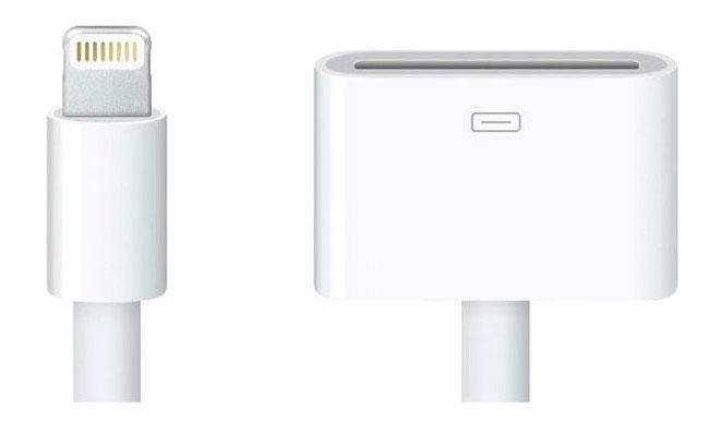 Apple Lanza A La Venta El Adaptador De 30 Pines Del iPhone 5
