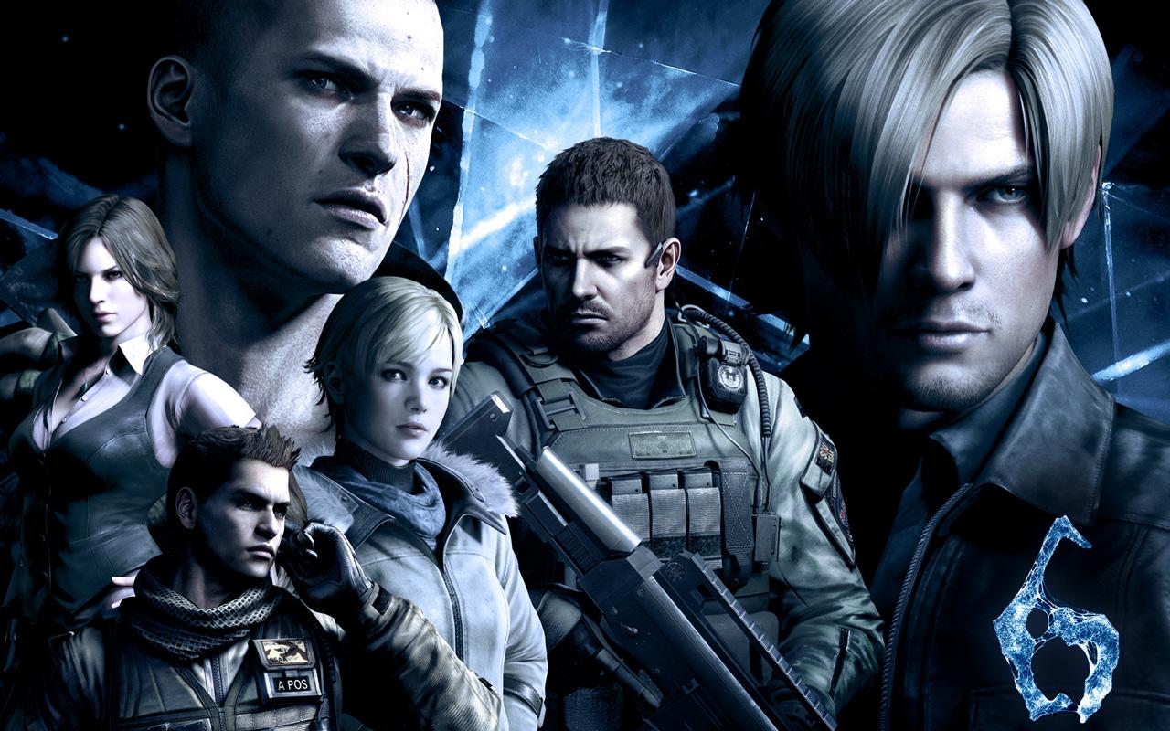 Nuevos Modos De Juego Para Resident Evil 6