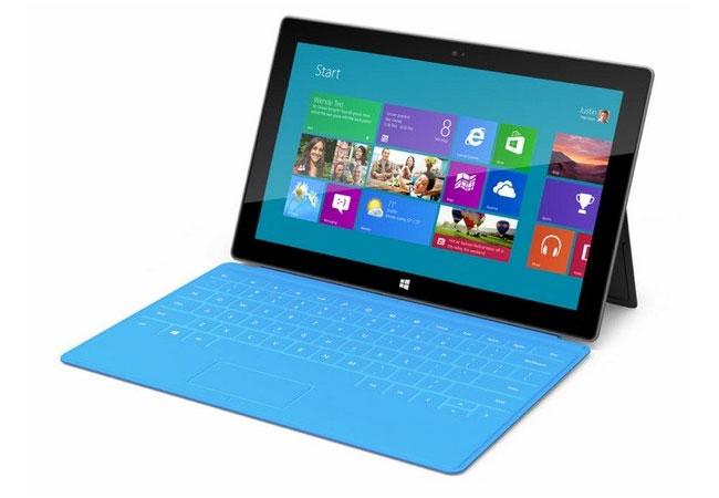 Primer Comercial De La Tableta Microsoft Surface Con Windows 8