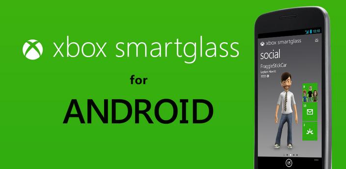 Ya disponible Xbox SmartGlass para Android