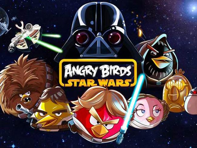 Nuevo Vídeo De Angry Birds Star Wars