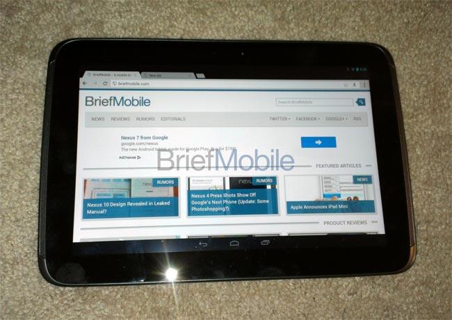 Google Nexus 10 Contará Con Un Procesador Muy Potente (vídeo)