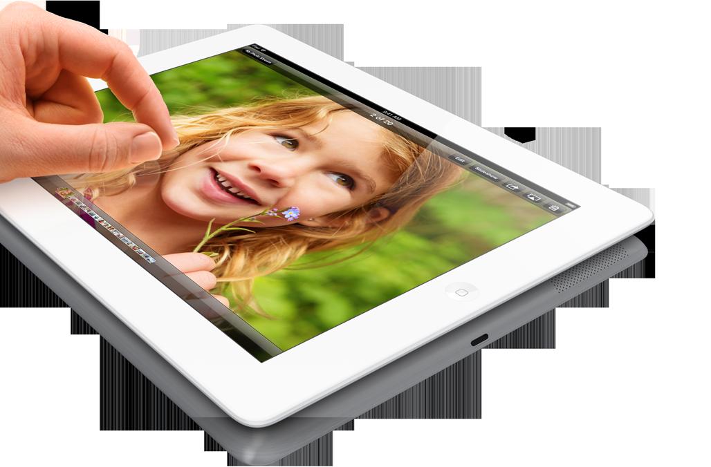 WOOW! iPad 4 Es Anunciada!! Doblemente Poderosa