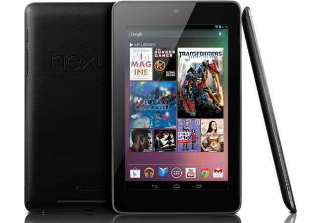 Google Anuncia Nexus 7 De 32GB y Una Versión Más Con HSPA+