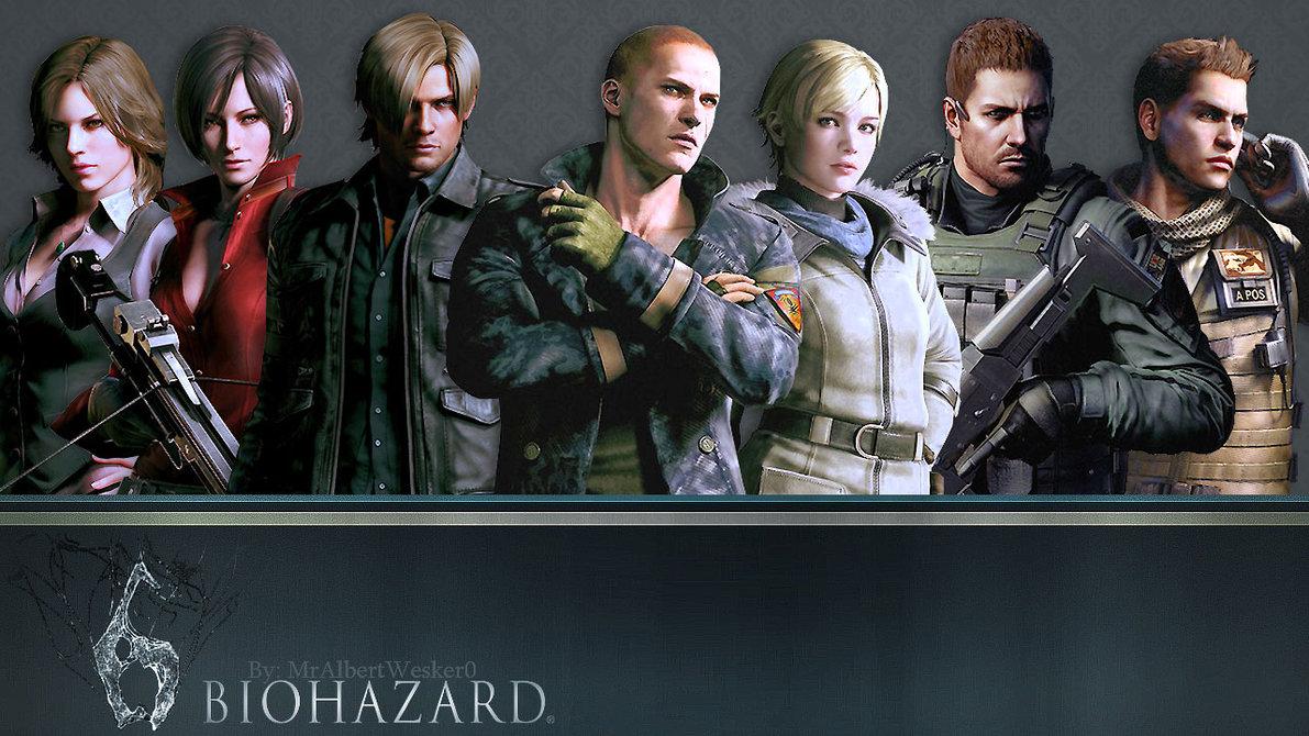 Resident Evil 6: Capcom Explica Porqué Viene El DLC En Disco