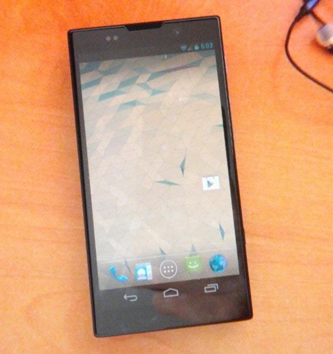 Se Filtran Fotos Del Sony Google Nexus X