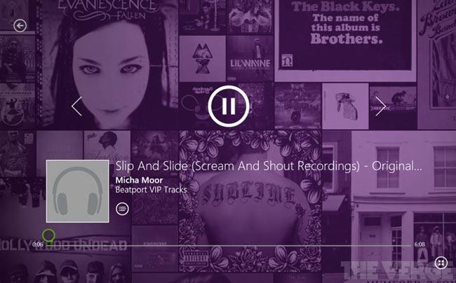 Microsoft Lanzará Xbox Music El Día Del Lanzamiento De Windows 8