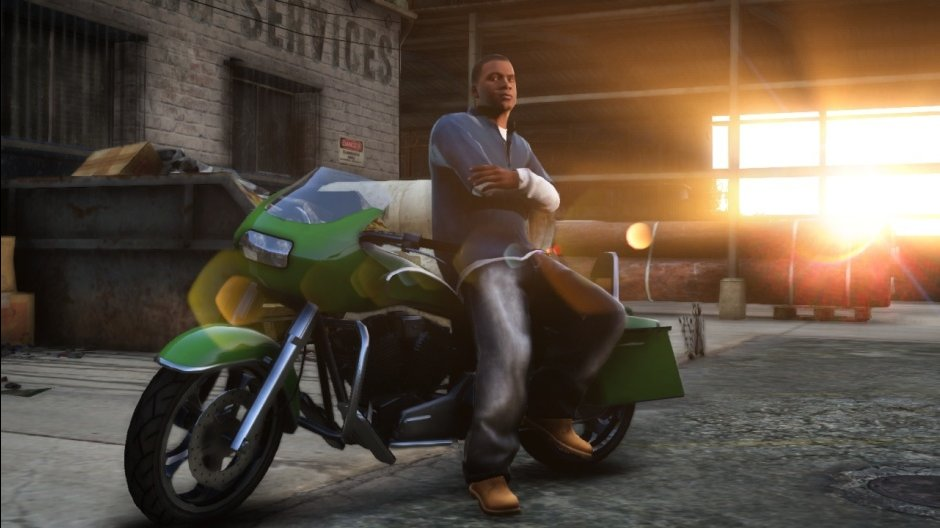 Nuevas Imágenes De Grand Theft Auto V Salen A La Luz