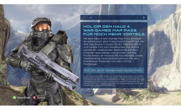 Se Revela Fecha De Nuevo Paquete De Mapas De Halo 4