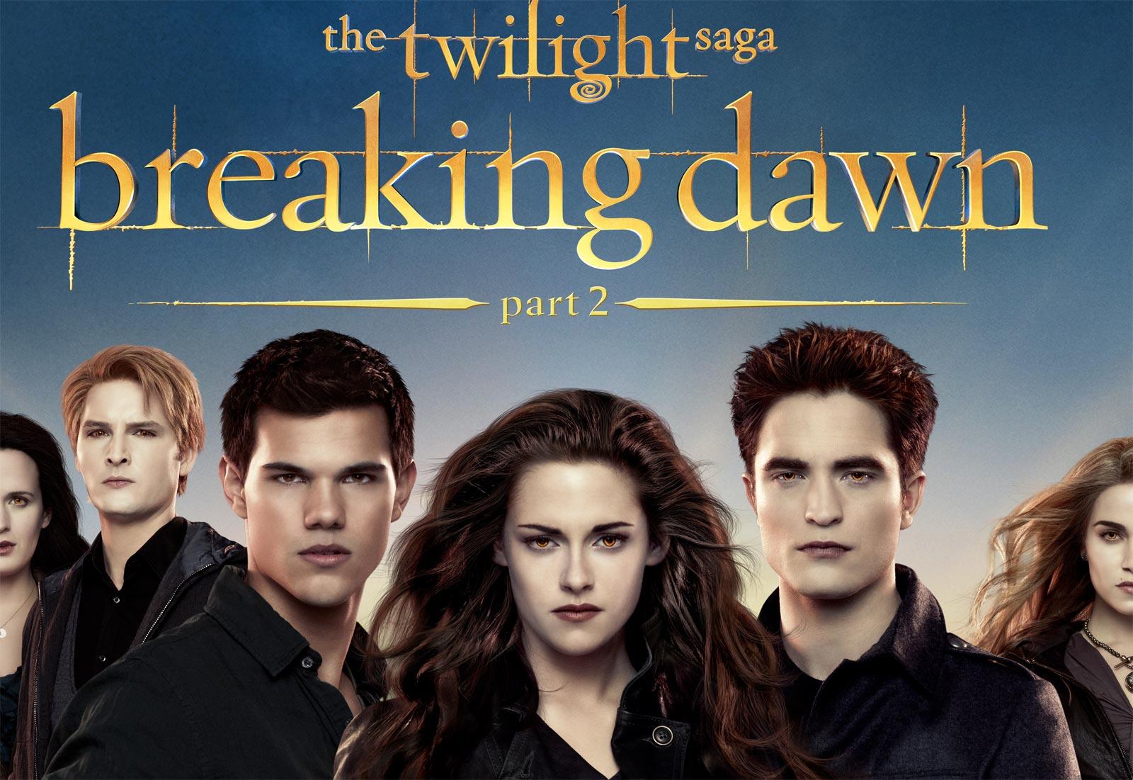 Viernes de Película [11/16/2012] Crepúsculo: Amanecer Parte 2 (Twilight: Breaking Dawn Part 2)