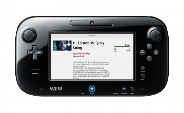 Wii U recibe la app de Youtube
