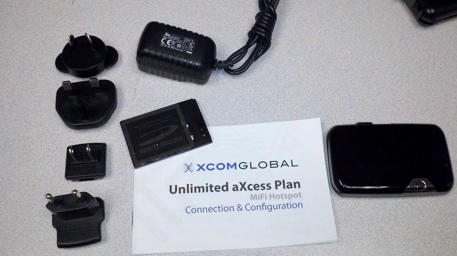 XCom Global  Ofrece Servicio de Renta de Nexus