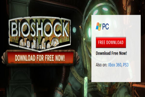 Este fin de semana descarga totalmente gratis el juego Bio Shock para PC