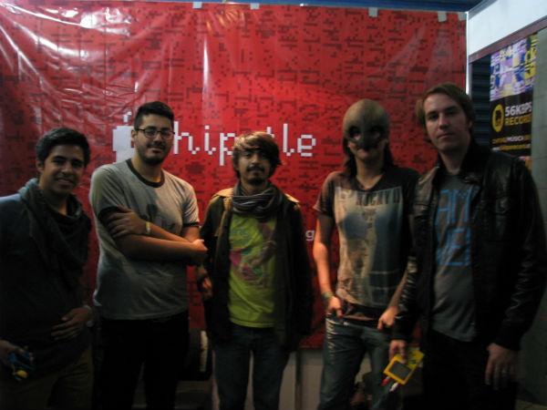 EGS Fest 2012: Colectivo Chipotle todo un arte en la música de 8 Bits