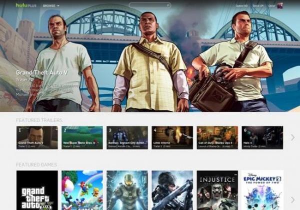 Hulu Estrena Canal Para Trailers De Videojuegos