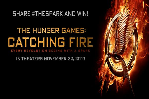 Se libera el poster oficial de la película 'Los juegos del Hambre: En llamas'