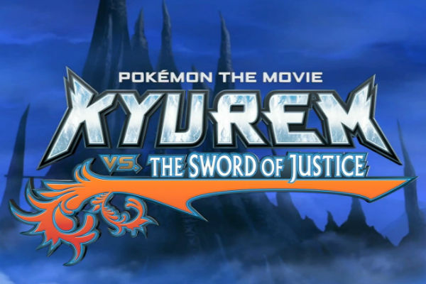 Cartoon Network libera nuevo video de la película de Pokémon: Kyurem contra la espada de la justicia