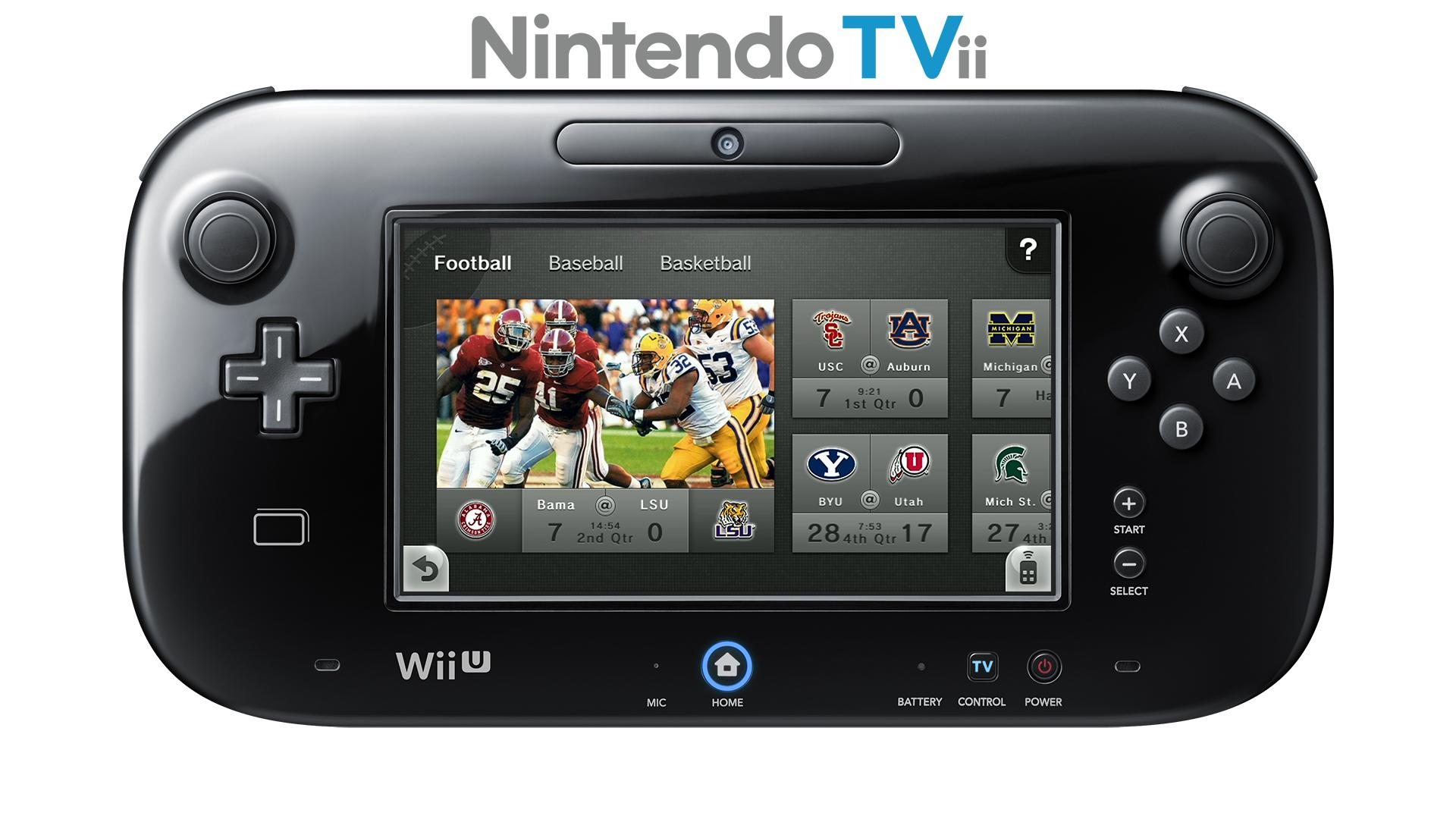 Wii U Tvii Llega en Diciembre