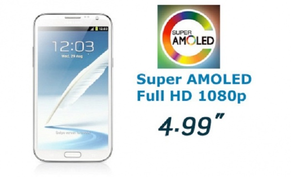 Samsung Ya Desarrolló Pantallas Super AMOLED Full HD