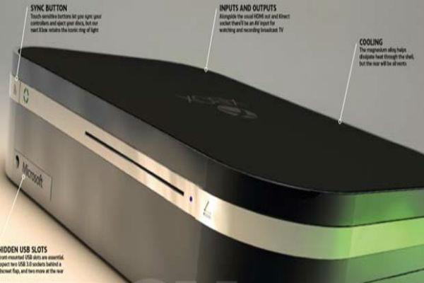 Rumor: Se filtra una supuesta imagen del nuevo Xbox