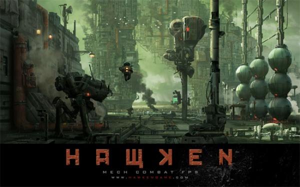 Hawken Nos Muestra Un Impresionante Trailer HD