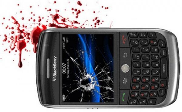 BlackBerry Reporta Pérdidas Históricas: La Quiebra Esta Cerca