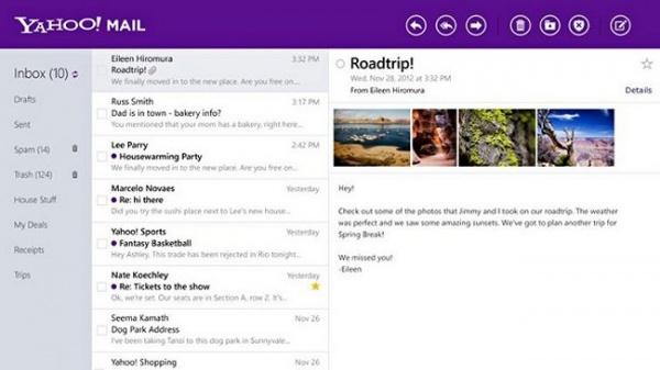 Yahoo! Anuncia Un Nuevo Y Renovado Mail