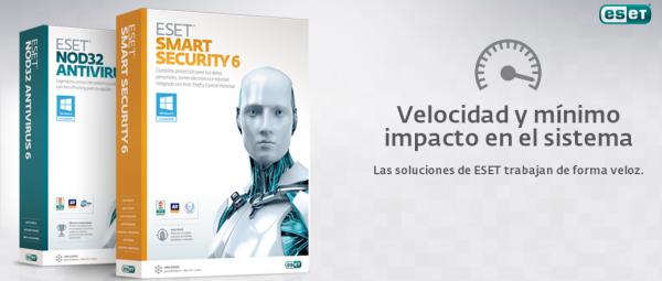 ESET actualiza Smart Security y NOD32 Antivirus a versión 6