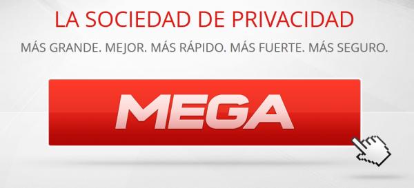 MEGA ya se posicionó entre los principales 150 sitios del mundo