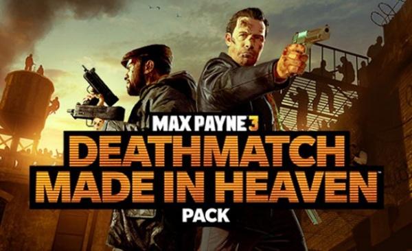 "Rockstar Anuncia El DLC Final De Max Payne 3 ""Deathmatch Made in Heaven Pack"""