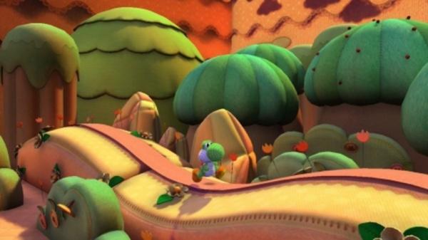 Yoshi Yarn Se Acerca a Wii U