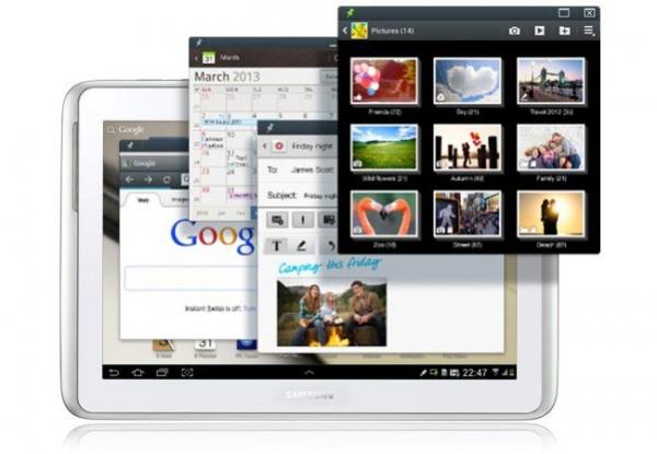 Samsung Galaxy Note 8.0 Se Presentaría En El MWC 2013