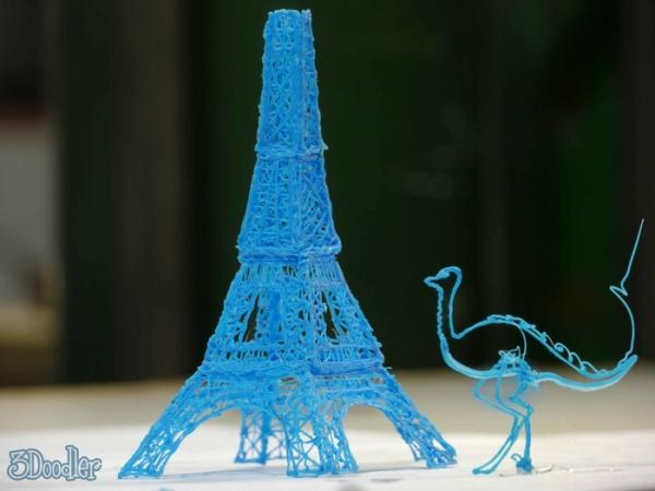 #3Doodler La Primera Pluma Que Imprime En #3D