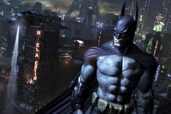 Batman Arkham 2013