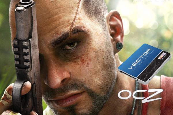 Far Cry 3 promocion OCZ