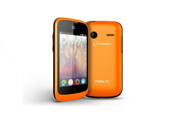 #MWC 2013: ZTE presenta Open Firefox Smartphone OS