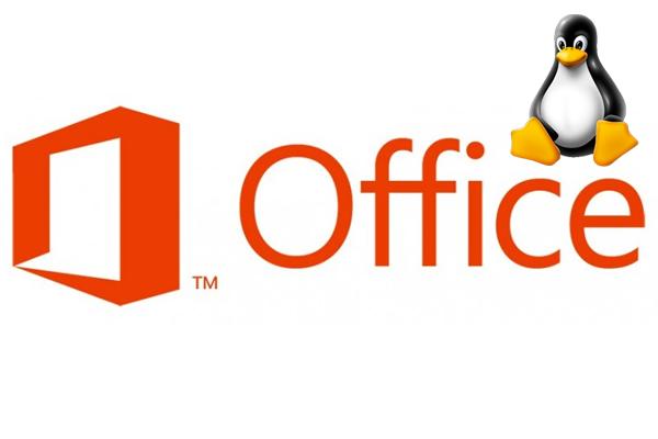 Logo Office Linux