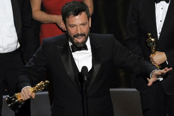 La sorpresa fue 'Argo' como la mejor película de todo el 2013.
