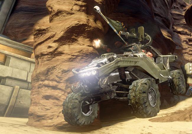 #Halo 4 Estrena Pack Castle Map, Tenemos Fecha y Trailer!