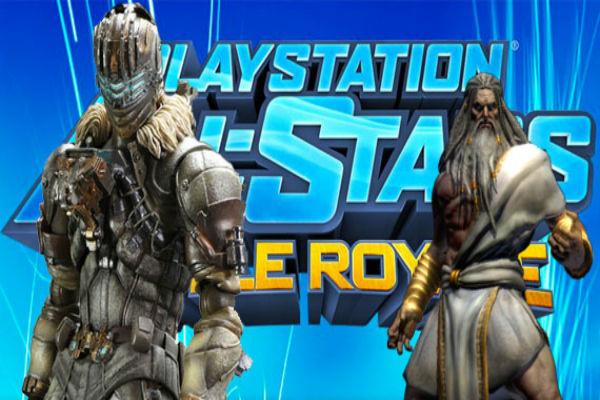 Isaac y Zeus se unen al roster de PS All-Stars Battle Royale