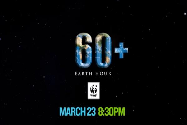 Ayudemos al mundo con La Hora del Planeta  el 23 de Marzo