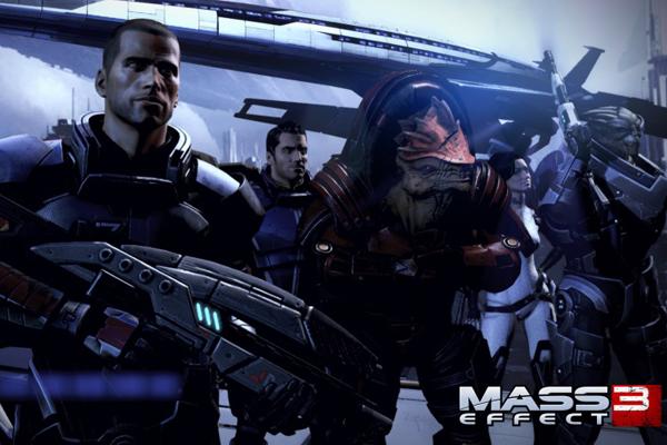 Se liberan detalles de Ciudadela el nuevo DLC de Mass Effect
