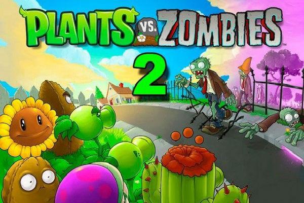 Plantas VS Zombies 2 llegará en verano