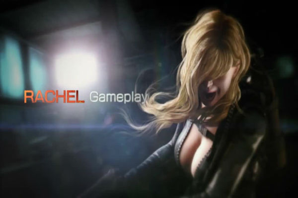 Resident Evil Revelations HD nos muestra a Rachel una chica muy ruda