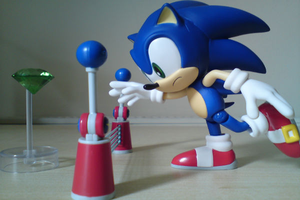 Sonic Dash ios