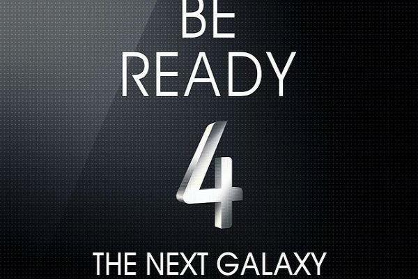 De otra Galaxia, Samsung presentará el nuevo Galaxy S 4