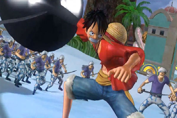 Video galería: One Piece pirate warriors 2 nos deleita la pupila con sus grandes duelos