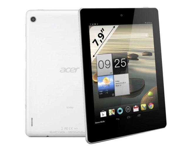 Acer Le Entra Al Mercado Del #iPad Mini Con La Nueva #Iconia A1-810